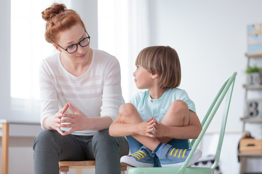 My Child's ABA Therapy