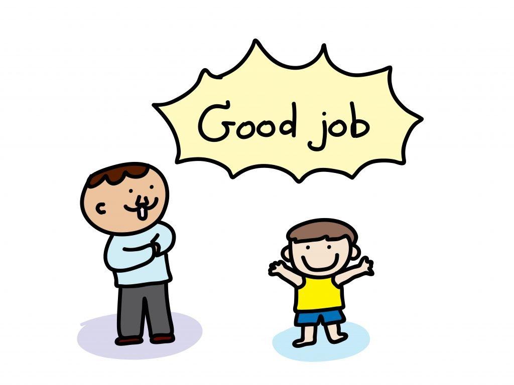 positive reinforcement more effective than punishment